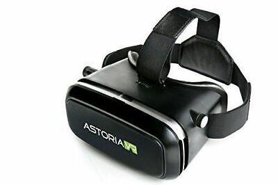 Astoria VR 3D Immersive Smartphone Virtual Reality Headset / Glasses