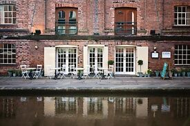 Experienced chef required for busy cafe, bar, bistro.