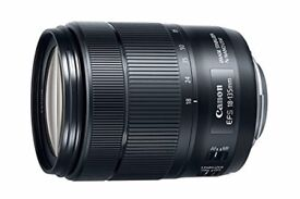 Canon EF-S 18-135mm f/3.5-5.6 IS USM Canon EF Mount Zoom Lens