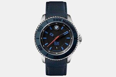 Ice Watch Bmw Motorsport 43 mm Men's Quartz Watch - Navy Blue