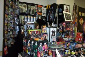 Rock N Roll / Heavy Metal Memorabilia Collectibles & Collections