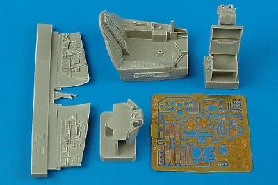Aires 1/48 Seahawk FGA Mk4/6 cockpit set for Trumpeter kit 4385