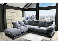 Dino Corner jumbo cod sofa Available in Left or Right Hand Corners