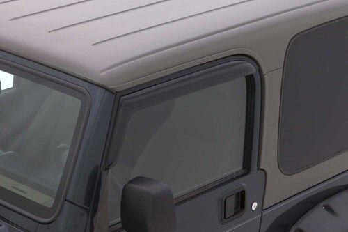 Auto Ventshade 92054 Ventvisor Standard 2pc 1997 2006 Jeep