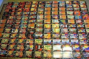 Wanted classic nintendo systems games
