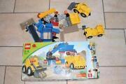 Lego Duplo Baustelle