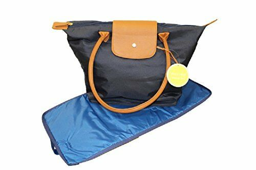 Suncrest Tote Baby Change Changing Bag with Mat - Navy