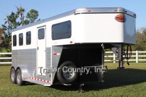 Gooseneck Horse Trailer Ebay