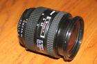 Nikon NIKKOR Nikon F Camera Lenses 24-50mm Focal