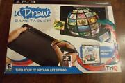uDraw Tablet PS3