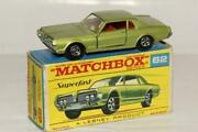 Matchbox Lesney Boxed