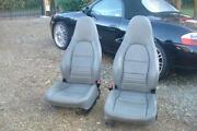 Porsche Boxster Seats