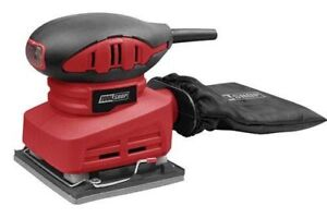 Tool Shop 1/4 Sheet Electric Palm Sander