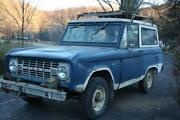 Early Ford Bronco