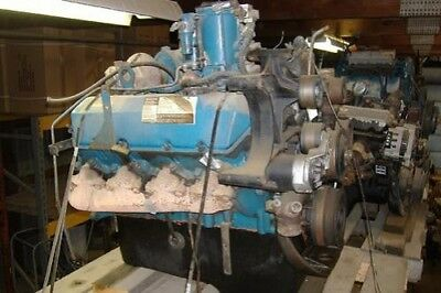 2003 International T444e Diesel Engine. All Complete And Run Tested.