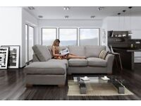 new corner sofa just inn was £1599 cancilled order save £££s