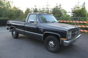 WANTED 1986 Chevrolet or GMC 2500 with 453