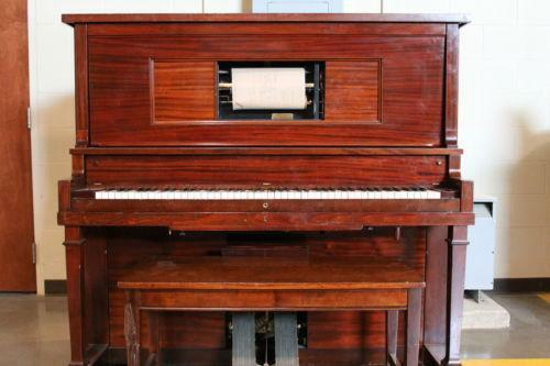 Player Piano Deals On 1001 Blocks