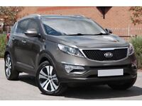 KIA SPORTAGE PRIVATE HIRE TAXI FOR RENT STUNNING CAR