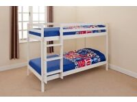 BUNK BED- BRAND NEW-SOLID PINE.