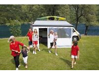 Fiamma Privacy Room Med 350 Enclosure for Motorhomes & Caravans to Fit F45* Awnings H 225-250 NEW