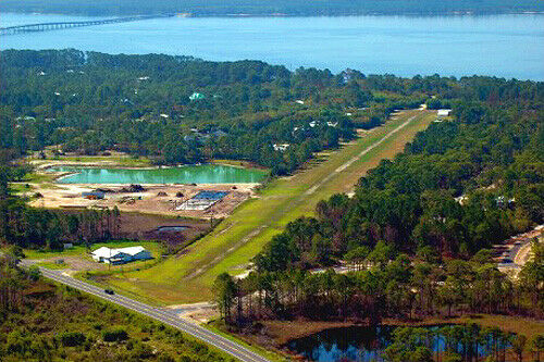 .7 AC By Pond, Gated Fly-In Community, W/Private Air Strip, FL/Pre-Foreclosure - $119.50