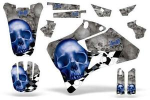 YZ Graphics Decals Emblems EBay - Mio decalsmotorcycle decalsstickers for yamaha ebay