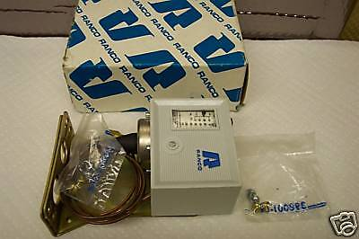 Ranco 010-1093 Low Pressure Control Spst 10vac To 100psi New In Box