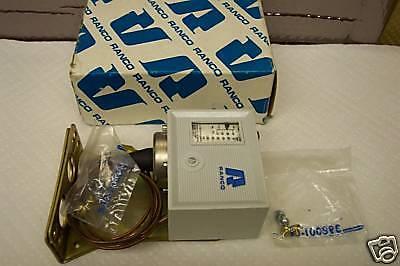 Ranco 010-1093 Low Pressure Control Spst 10vac To 100psi New In Box