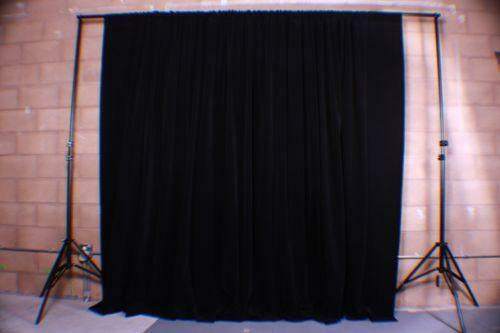 Black Theater Curtains Ebay