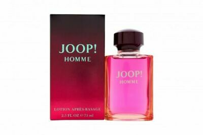JOOP! HOMME AFTERSHAVE 75ML SPLASH - MEN'S FOR HIM. NEW. FREE SHIPPING
