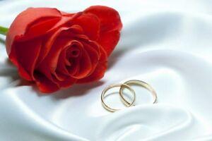 Célébrant mariage civil- DISPONIBILITÉ & BON PRIX/GOOD PRICE