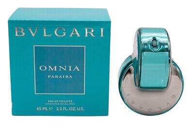 Omnia Paraiba by Bvlgari EDT Perfume for Women 2.2 oz Brand New In Box