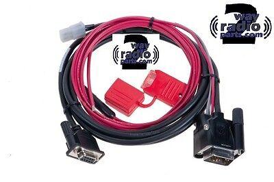 Motorola Xtl5000 Xtl2500 Rs232 Rear Programmingdataignitspeaker Cable Hkn6160