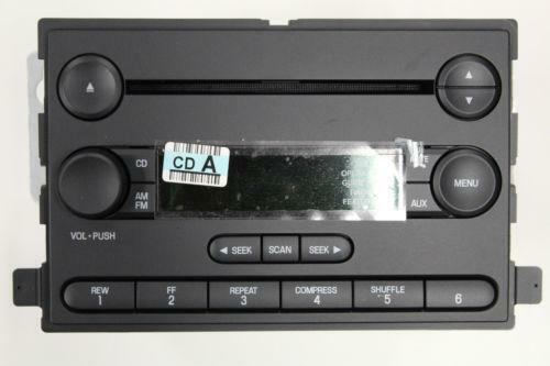2006 ford focus radio ebay. Black Bedroom Furniture Sets. Home Design Ideas