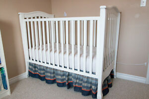 Canadian made Solid wood Nursery Furniture.