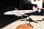 TWA Model Airplanes