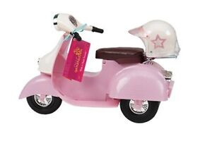 ISO of scooter for 18 inch dolls