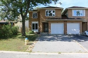 3 Bdm Semi-Detahced Home, Convent Glen, Orleans, Oct/Nov