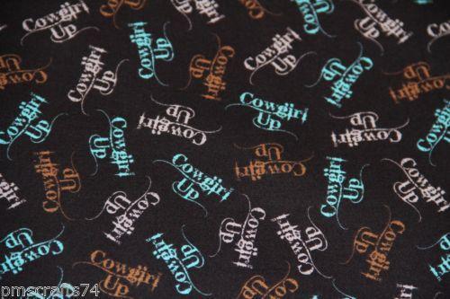 Western Fabric Ebay