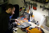 Fretted instrument parts and services