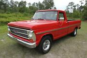 67 Ford F100