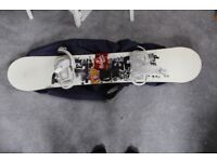 Great starter snow board for anyone looking to take it up