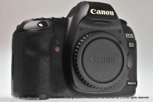 Canon 5D Mark II | eBay