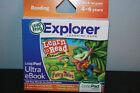 LeapFrog Cars Electronic Learning Game Cartridges & Books