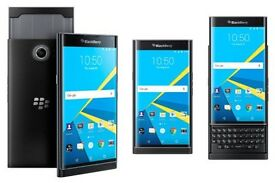 BLACKBERRY PRIV BLACK 32GB (UNLOCKED)