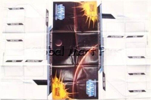 Star Wars PocketModel TCG Game Board Paper Rings of Bothawui Clone Wars Wizkids