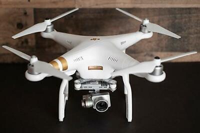 ** DJI Phantom 3 Efficient Quadcopter Drone 4K Camera w/ Backpack & Extras **