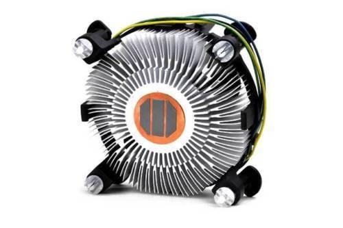 **NEW** Intel COPPER E97378 CPU Heatsink Cooling Fan LGA1155