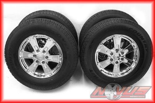 2017 Gmc Yukon Denali >> GMC Sierra 18 Wheels   eBay